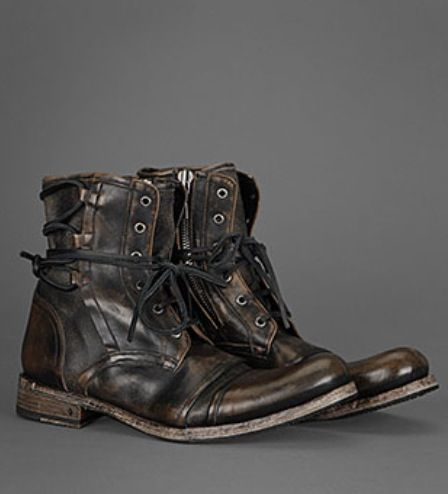John Varvatos so HOT! My boyfriend has a pair!