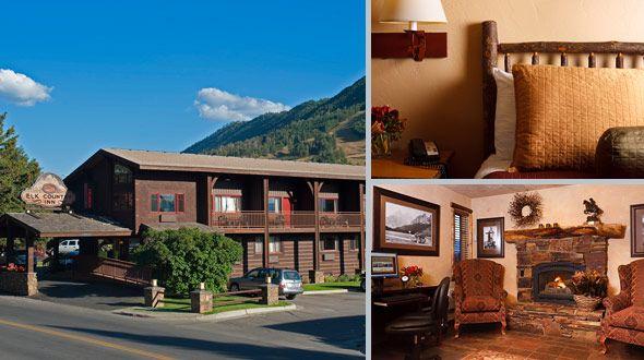 9 best cowboy village images on pinterest cowboy village for Jackson hole wyoming honeymoon cabins