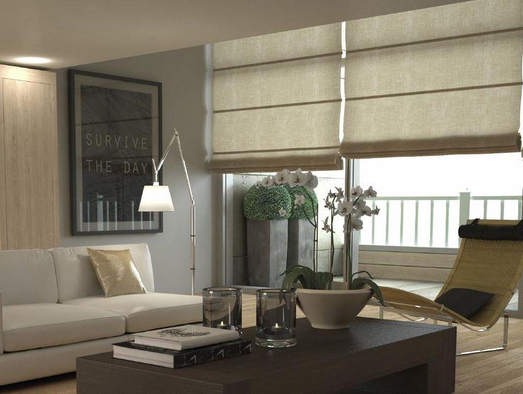 Las cortinas romanas « Blog ImagoTechnics – blog de reformas de pisos y locales
