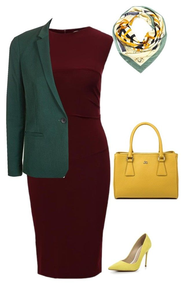 """""""office stile"""" by asvetik on Polyvore featuring мода"""