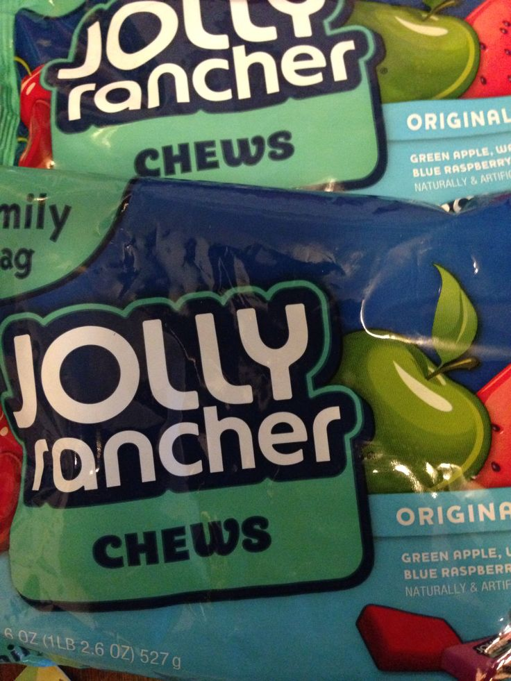 $1.00 one pound bag of jolly rancher chews clearance @ Walmart $1.50 used $1.00/2 bags of jolly ranchers final price $1.00 each