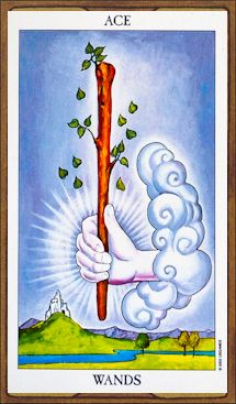 ace of wands relationship future