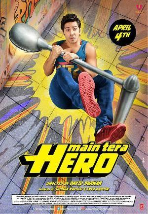 First Look: Varun Dhawan's 'Main Tera Hero'
