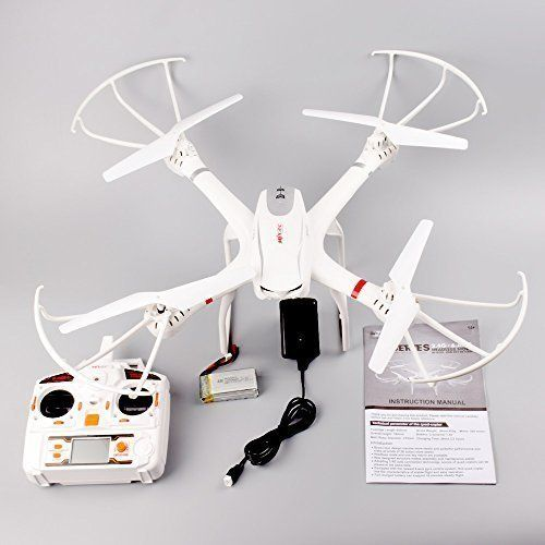 YouCute BIG mjx x101 RC drone quadcopter 2.4G HD FPV 720P function,camera is not include need to buy separately by YouCute - http://www.midronepro.com/producto/youcute-big-mjx-x101-rc-drone-quadcopter-2-4g-hd-fpv-720p-functioncamera-is-not-include-need-to-buy-separately-by-youcute/