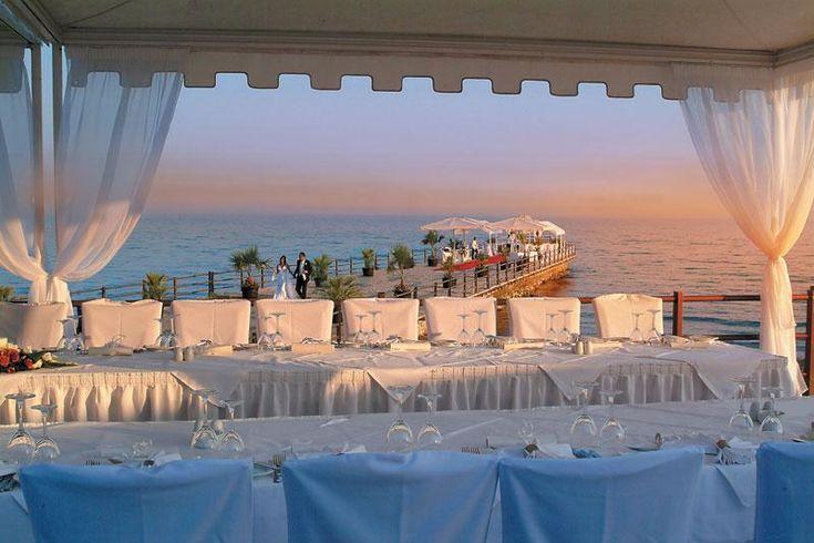 Unforgettable wedding reception in Limassol, Cyprus at Elias