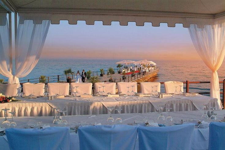 Unforgettable wedding reception in Limassol, Cyprus at Elias