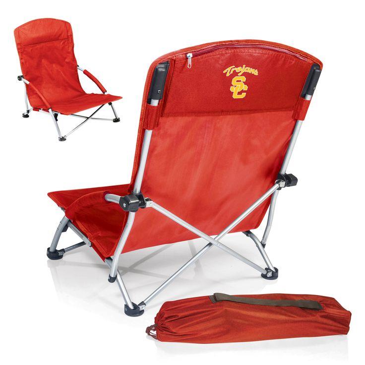 Tranquility Chair USC Trojans Beach chairs portable