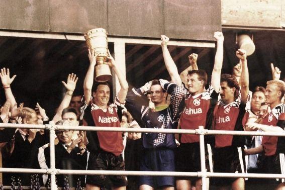 Hannover 96: Erfolge: DFB Pokal