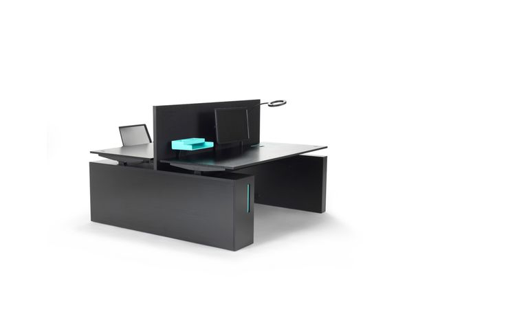 Nomono  Horreds Nomono, een bureau van PLAN@OFFICE ontworpen door Horreds