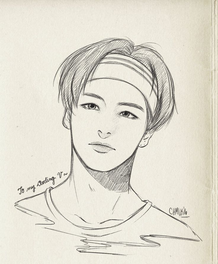 Line Art Kpop : なり。 on bts fanart and kpop