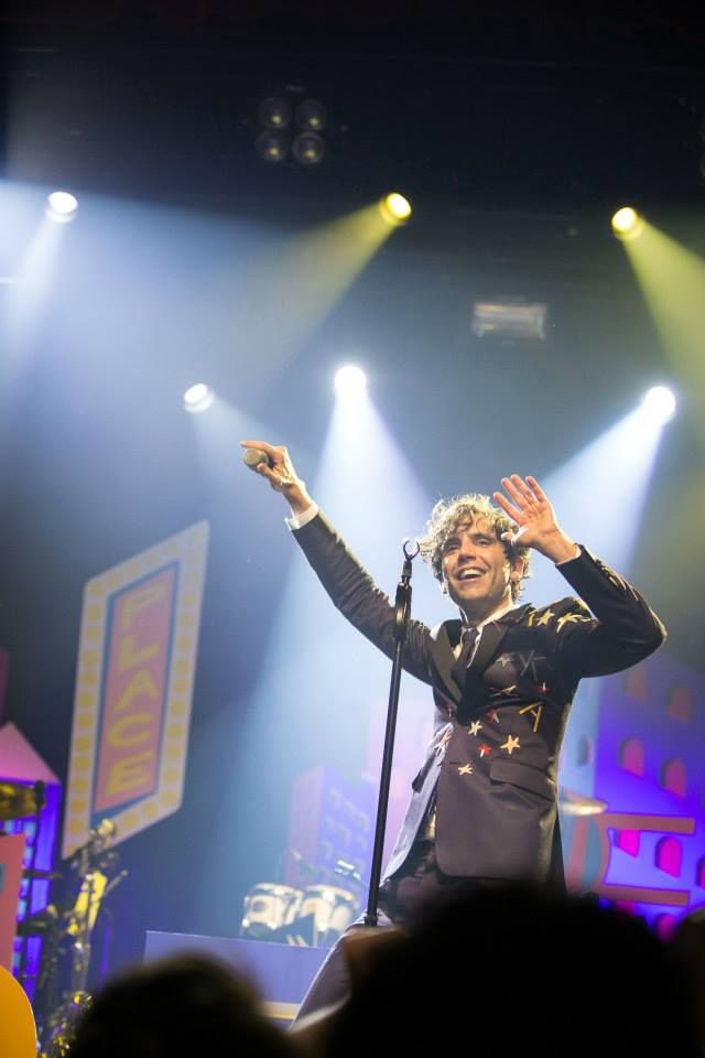 Mika's gig at Webster Hall NYC (May 4th, 2015)
