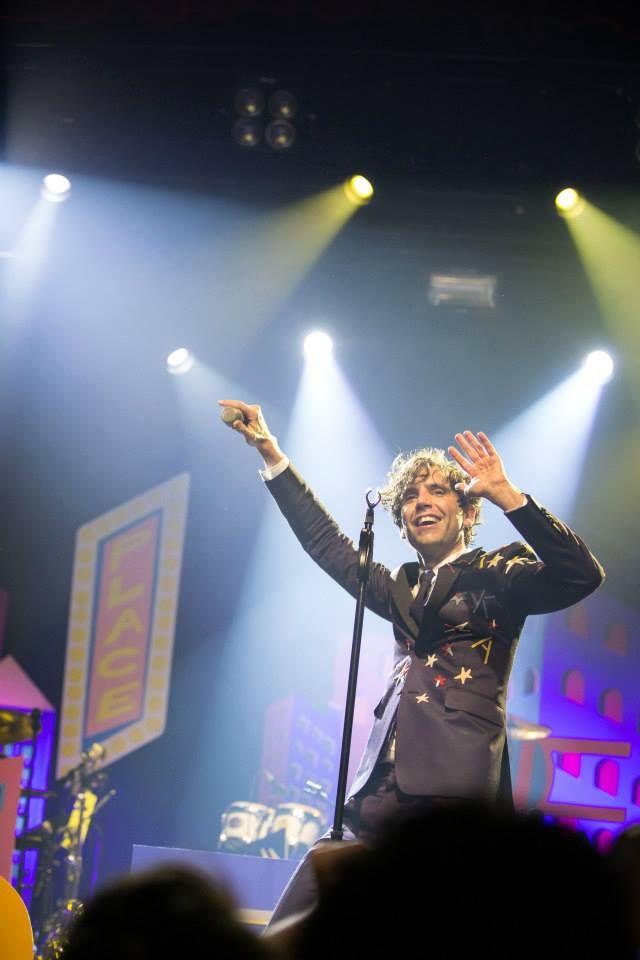 Mika's gig at Webster Hall NYC (May 4th, 2015)