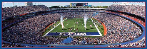 NFL Buffalo Bills Panoramic Stadium Puzzle 1000Piece >>> You can find more details by visiting the image link.