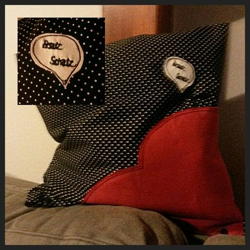 Ersatz-Schatz Kissen