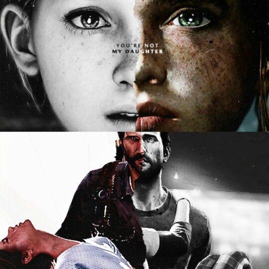 Joel & Ellie   The Last of Us