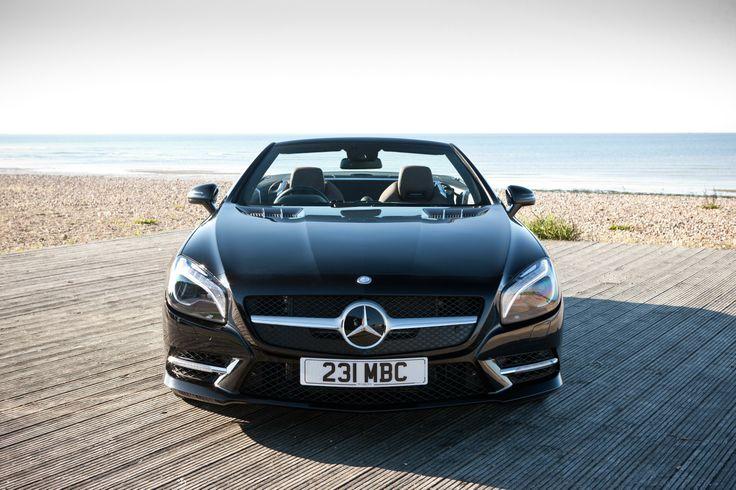 The new Mercedes-Benz SL400