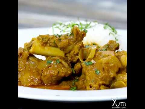 Dhaba Style Mutton | Dhaba Style Mutton recipe