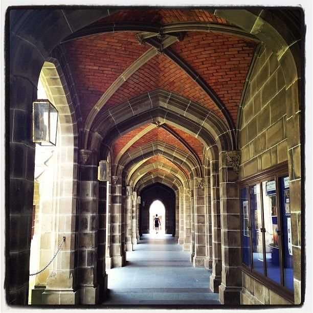 University of Melbourne - Parkville - Parkville, VIC