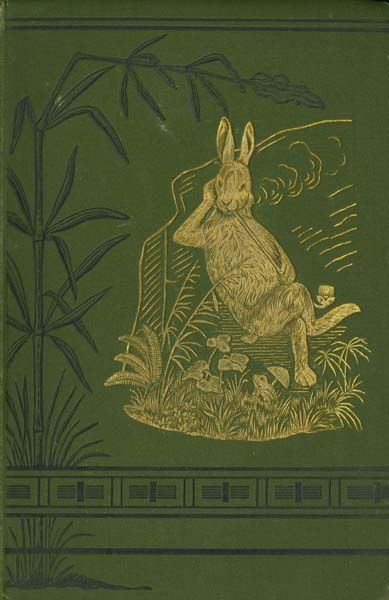The story of Brer the Rabbit actually came from African mythology which is pretty awesome!  The Hare decides that he wants to get married but he is too lazy to cultivate his field of millet.  So he tricks someone into doing it for him.  This is starting to sound like Tom Sawyer...