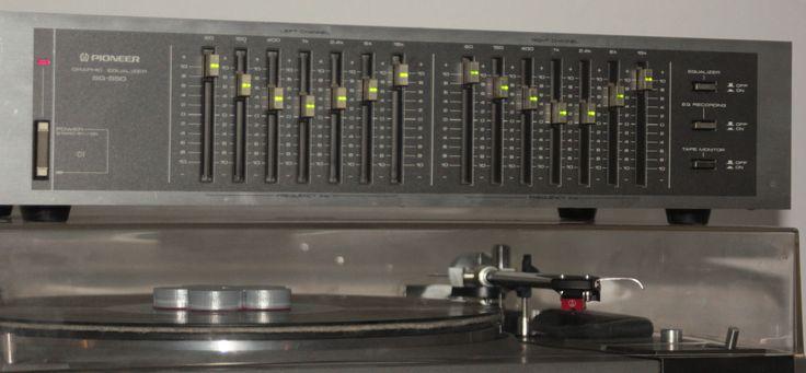 pioneer sg 550