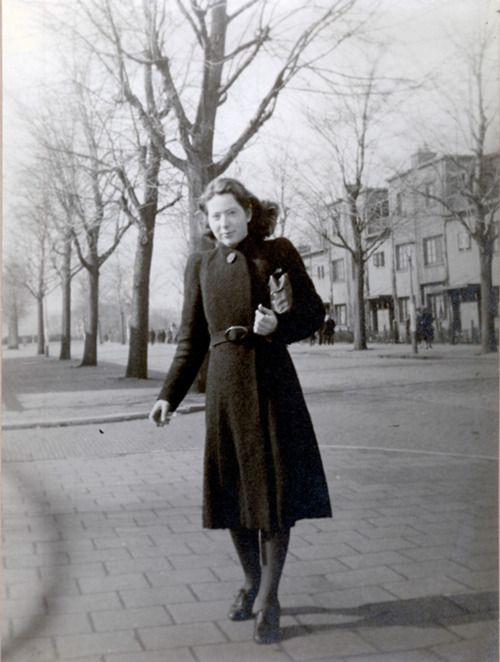 """Jannetje Johanna ( Jo) Schaft was a Dutch communist resistance fighter during WW II. She became known as """"the girl with the red hair"""". Her secret name in the resistance movement was Hannie."""