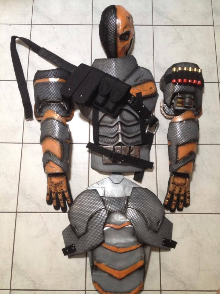 deathstroke cosplay - Google Search