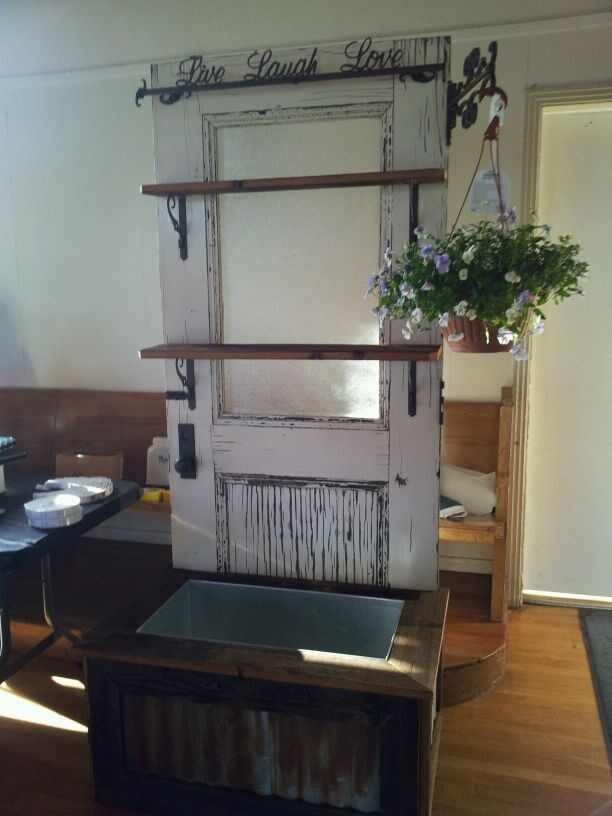 43 best images about diy recycled doors on pinterest for Recycling furniture decorating ideas