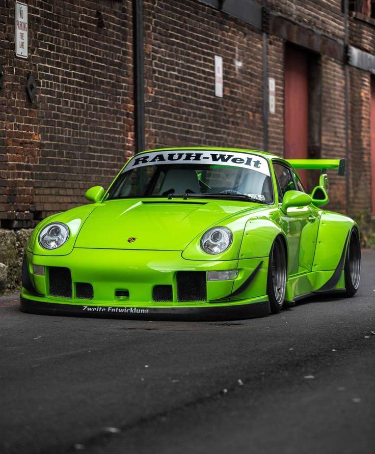 Bad-ass Porsche