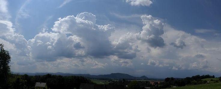 17.07.2014 - Cumulus @ Koralm bzw. Grazer Becken (STMK)