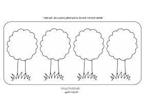 Strom počas roka