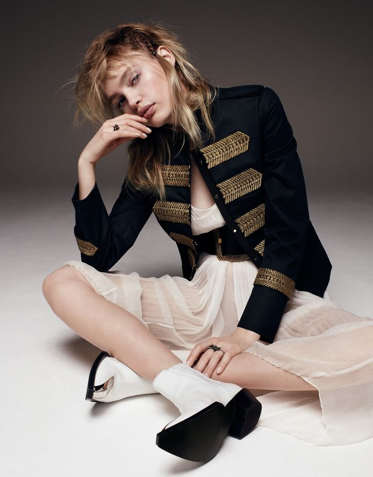 staz lindes by jason kim for vogue russia may 2016 | visual optimism; fashion editorials, shows, campaigns & more!