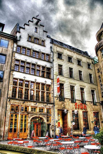 Früh Kölsch, Cologne, Germany
