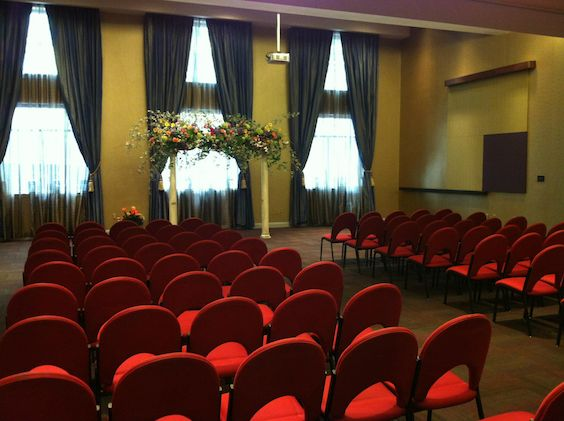 The Madison Hotel in Memphis, TN is a beautiful venue for your wedding ceremony.  Click the image to learn more about Madison Hotel.  Photo credit: Madison Hotel Facebook