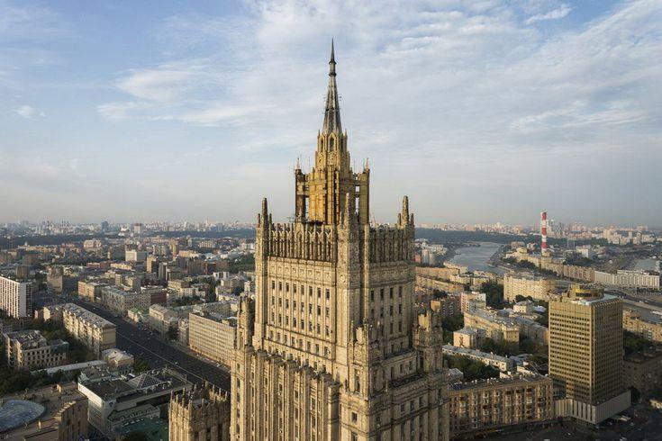 Звезды сталинских высоток