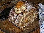 Swedish cuisine - Budapest pastry (Budapestbakelse)