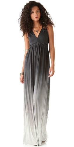 Cassandra Ombre Maxi Dress