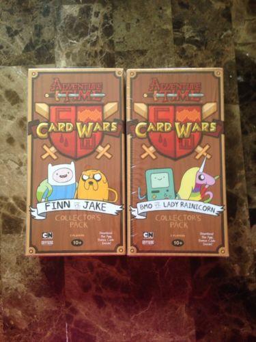 Best Card Wars Images On   Adventure Time Finn Jake