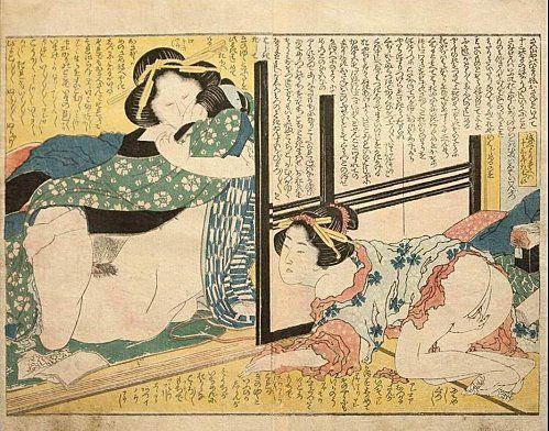 Hakusai, 1821