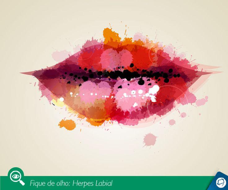 O herpes labial é uma infecção viral e contagiosa nos lábios, na boca ou nas gengivas causada pelo vírus da herpes simples. Fique de Olho se identificar algum desses sintomas: http://on.fb.me/1AUx51u