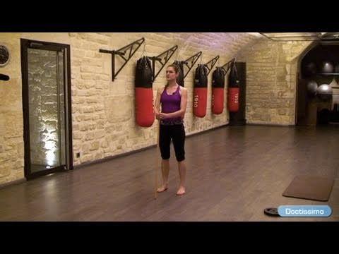 Musculation mollets - Affiner les mollets - YouTube