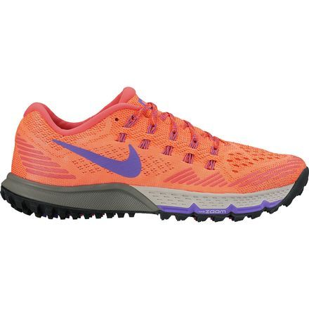 Nike Air Zoom Terra Kiger 3 Trail Running Shoe #nike #trailrunning #hiking