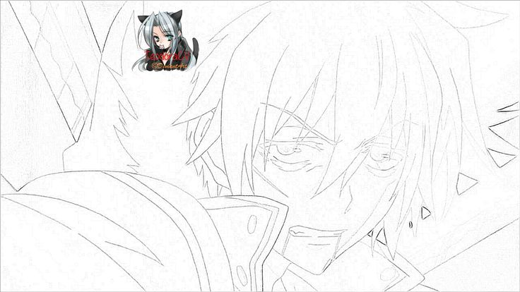 Kuro Sketch by me.