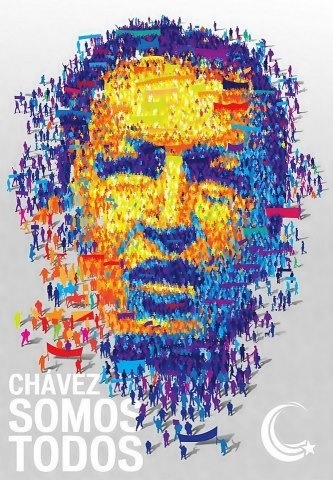Chavez vive, y la revolución por su legado y por sistema socialista. #Venezuela