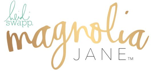 The latest collection from @heidiswapp Magnolia Jane is in store now @ Anna's.