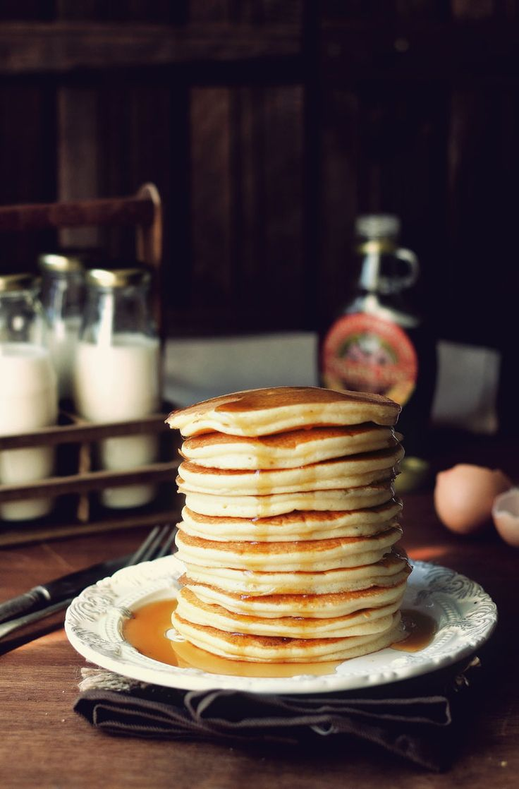 Kanela y Limón: Tortitas americanas