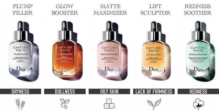 NEW! Dior Capture Youth Serums