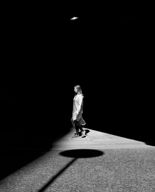 Man on Earth... Photographer Rupert Vandervell