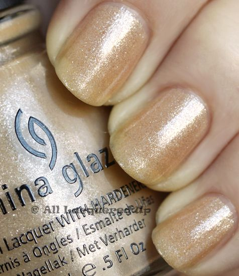 China Glaze - Knotty