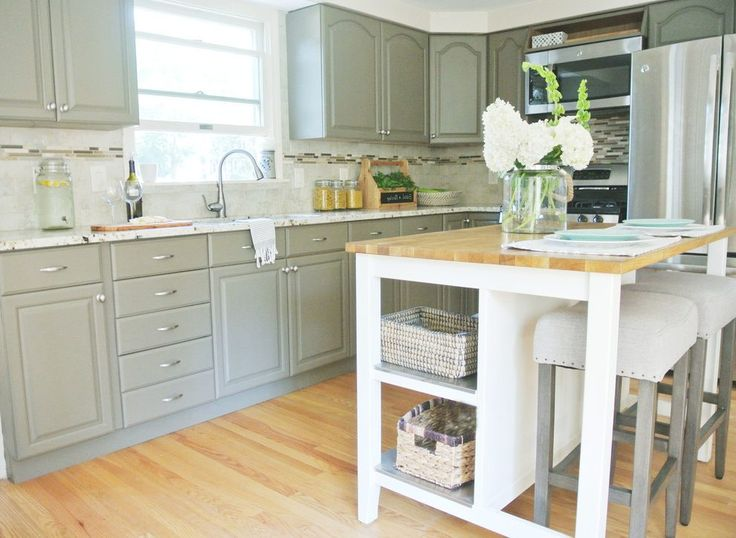 Rustoleum cabinet transformations kitchen transitional interior designs with red oak flooring painted cabinets