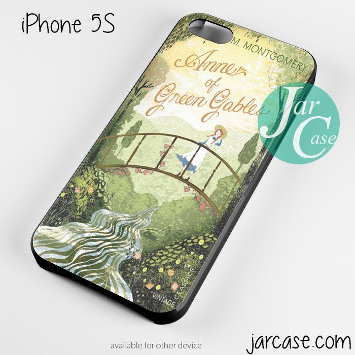 anne of green gables vintage Phone case for iPhone 4/4s/5/5c/5s/6/6 plus